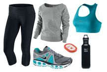 Work out clothes & things=FIT / by LaShetta Rutherford