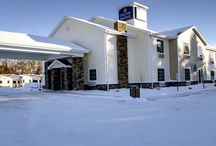 Rugby, ND Cobblestone Inn and Suites / Big City Quality, Small Town Values! www.staycobblestone.com/nd/rugby/