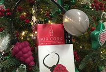 Air Cork - wine preserver / Air Cork biedt de oplossing om je wijn, na opening van de fles, dagenlang goed te bewaren zonder enig smaakverlies.