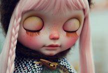 Blyhe dolls