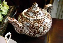 Teapots / by Tea in England