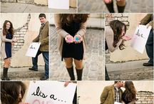 {photography} gender reveal / Photography session ideas for a gender reveal