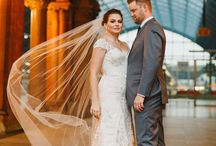 St Pancras Hotel wedding
