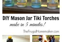 pickle jar and home crafts