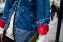 DENIM WITH COLOR