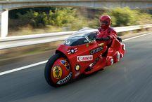 Cars & Motorcycles / by Yu Okazaki