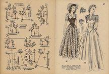 30'- 40's patterns