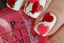 St. Valentine's Day Nail Inspiration