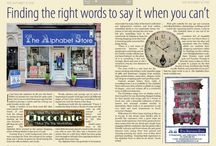 The Alphabet Store (Leek) - The beginning / About