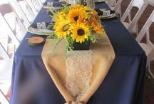 sunflower decorations