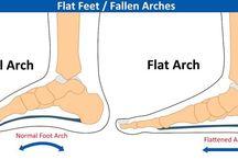 Flat Feet Guide