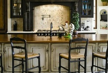 Kitchen ideas / by Rose Parsell