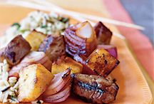 Kabobs / by Sherry Woods