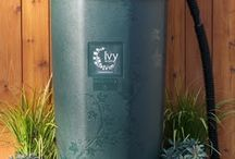 Rain Barrels / Save on your water bill, and help decrease stormwater runoff!