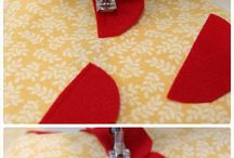 Sewing and Craft Ideas / by Ruby Taggar