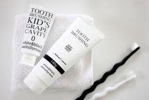 歯磨き粉カバー / モノトーンインテリアが好きな方に!おしゃれな歯磨き粉カバー