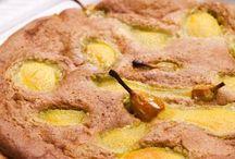 tarte ou poire très facile