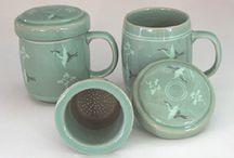 Tea Mug and Infuser