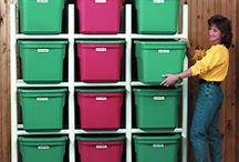 Basement/Garage - Organizing