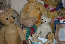 steiff / Hier staan een aantal beren van mijn eigen verzameling en wat ik tegenkom wat ik leuk vind.