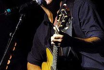 Dave Matthews / The one and only Mr. David J. Matthews, my favorite musician.  Yes, he deserves his own board.
