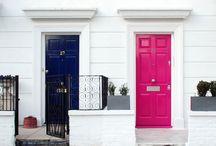 Doors - Porte - Puertas
