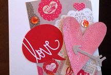 Valentine's Day Inspiration 2014 / Valentine's Day craft projects from a group of crafty blog friends.