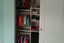 Closet Envy / A Place For Everything And Everything In Its Place.