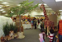 Scholastic Book Fairs: Book Fair Safari