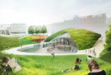 GREEN / parks, urban space