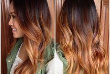Peinados, cortes y color