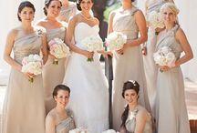 Bridesmaids / Girls dress' & hair