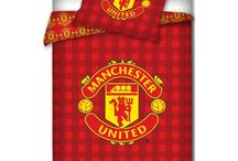 Manchester United bedding collection | Manchester United kolekcja pościeli / Manchester United, Wayne Rooney bedding set for football fans | Manchester United kolekcja pościeli dla kibiców