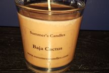 Other candle fragrances
