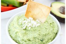 Dip & Salsa Recipes / by Amber Chauncey