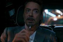 Iron Man/RDJ | Sad