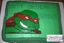 Teenage Mutant Ninja Turtle Party Ideas