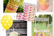 Lemonade Stand / by Jessica Peck