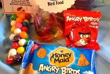 Angry birds party / by Amanda Roadenbaugh