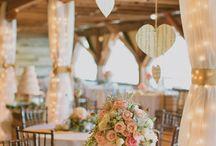 White Wedding / White wedding theme color
