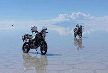 Adventure bikes / Motorcycle touring