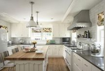 Dream kitchens / by Kathy Lucia