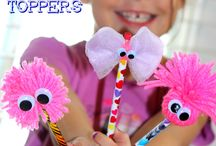 Santa's Secret Shop / Ideas for crafts that are inexpensive and easy to make