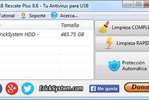 USB Rescate Plus 8.6