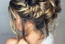 hair updo inspiration