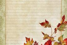 Dopisní papíry
