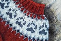 strikkeoppskrifter på genser