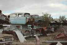 Old Chevys / by Richard Stricklin