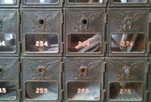Old post offices -  and post boxes / by Sue Shaver