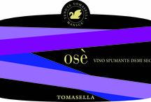 Bollicine Tenute Tomasella / Vini Bianchi, Rosati, Charmat e Metodo Classico